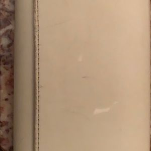 Coach Bags - Coach off white wallet